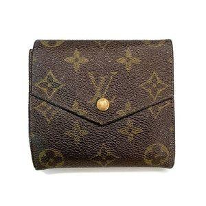 Vintage ✨ Louis Vuitton Monogram Wallet